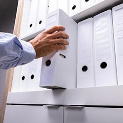 organisation und archiv