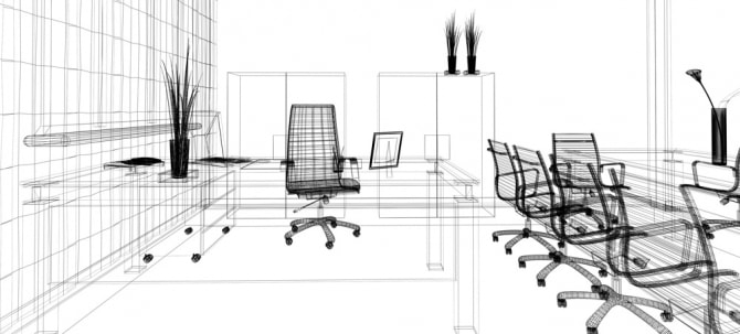 Büromoebel planung