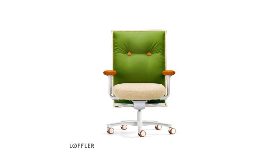 Bürostuhl grün comfort