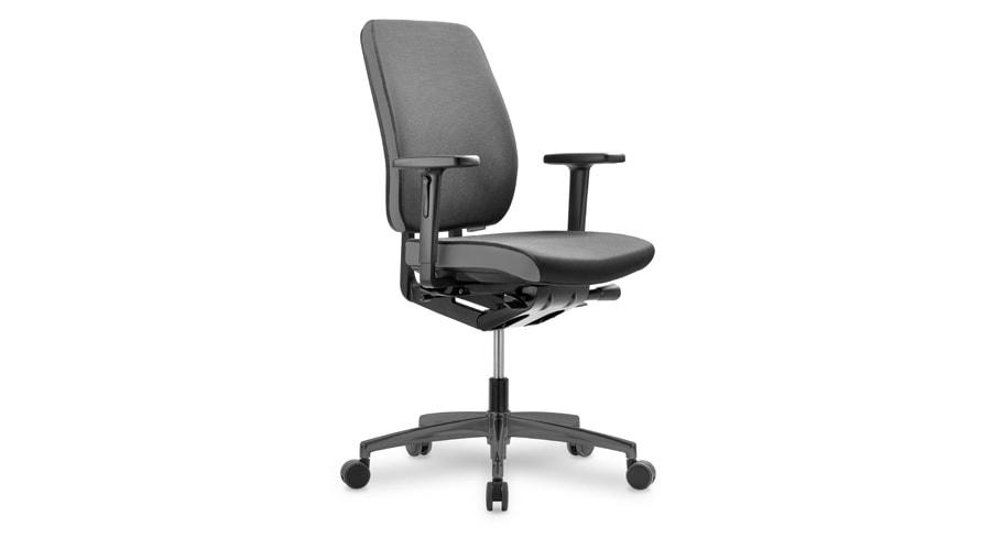 comfort Bürostuhl mit armablage