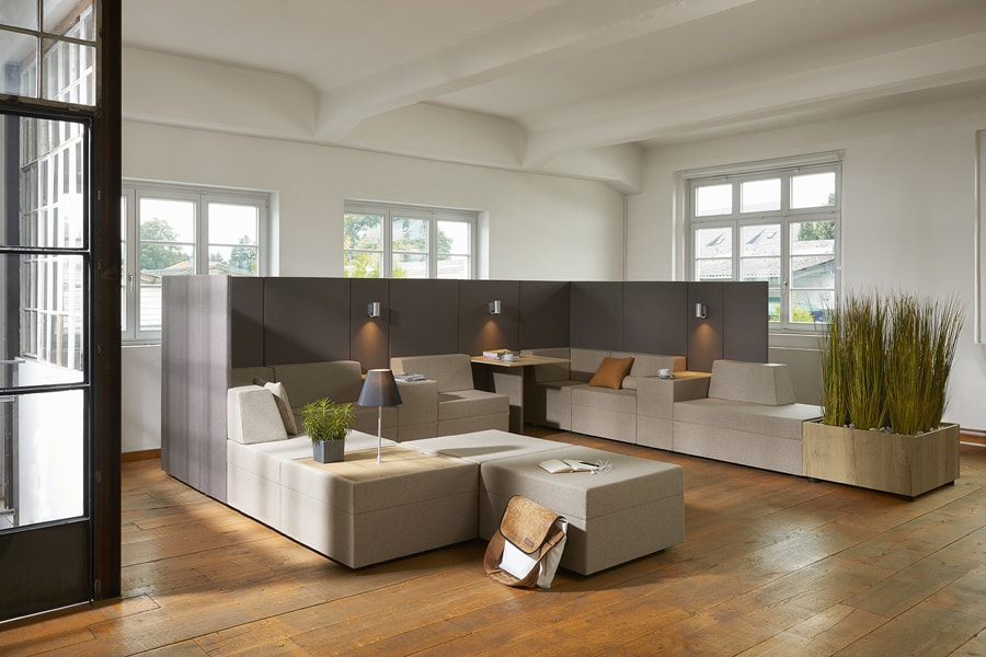 loungemöbel empfang