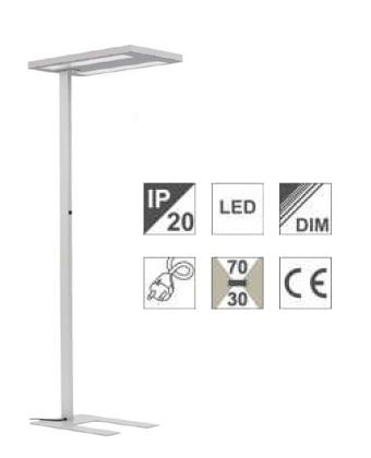 Angebot des Monats: Glamox FREE-F LED SD
